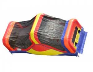 inflatable rental bounce house slide