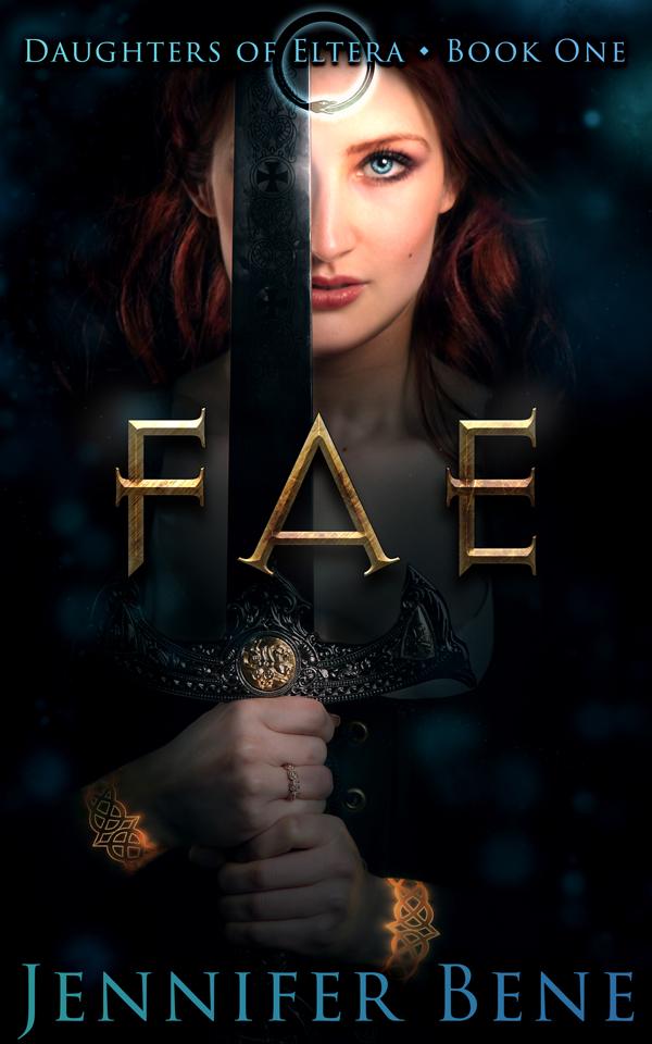 "Jennifer Bene's ""Fae"" has a new cover!"