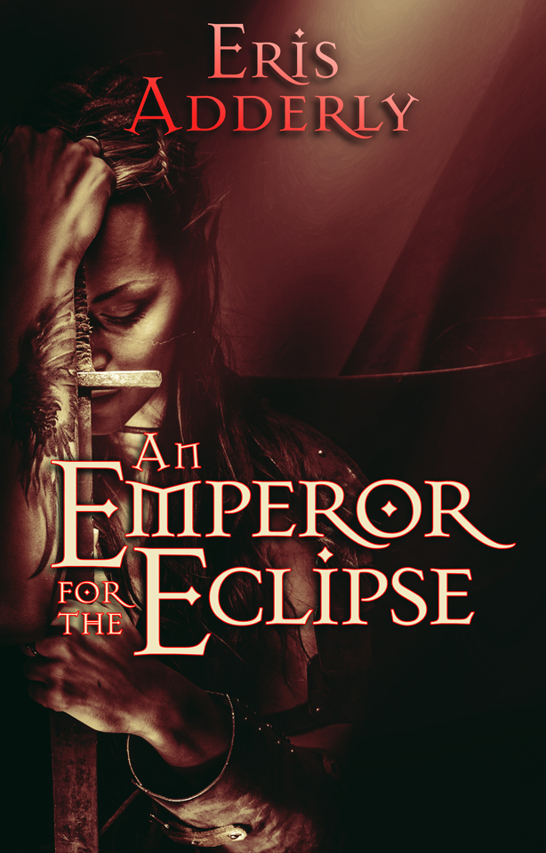 An Emperor for the Eclipse alternate cover design