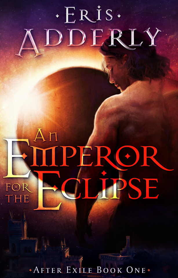 First Look: An Emperor for the Eclipse paperback