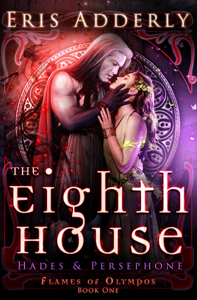 The Eighth House is on Sale with a brand new cover!