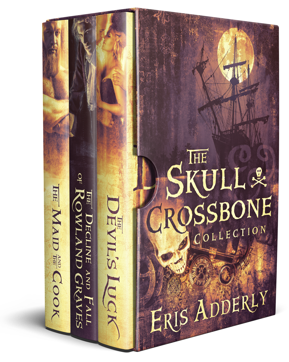 Dark. Filthy. Pirates. The box set is here.
