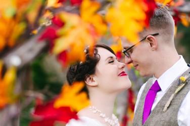Bear Creek Retreat wedding