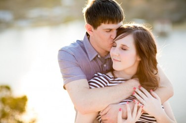 Mount Bonnell Engagement Session