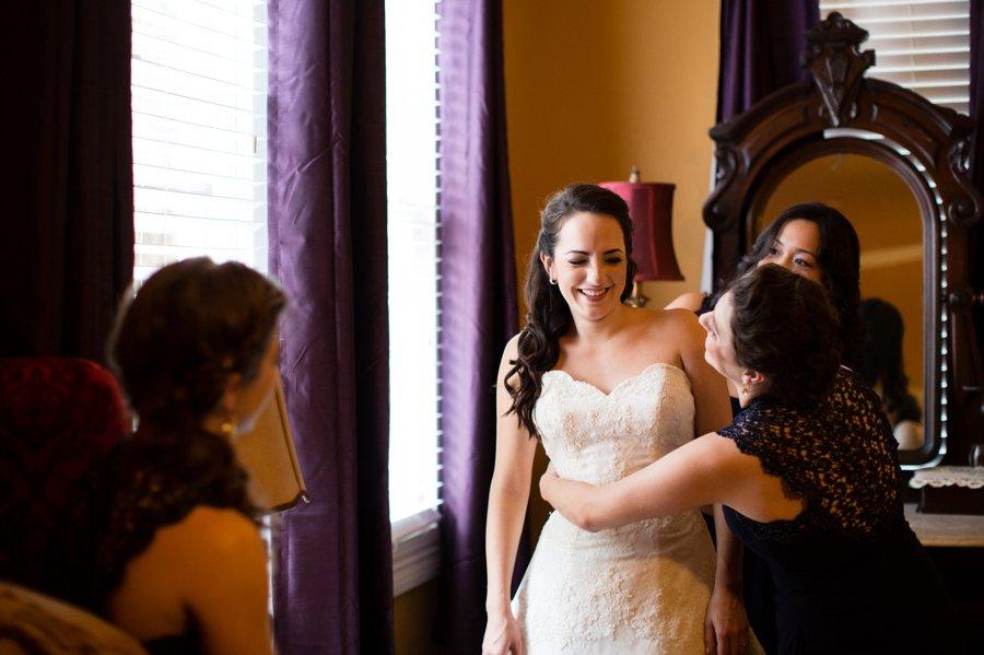 Allan House Wedding 6
