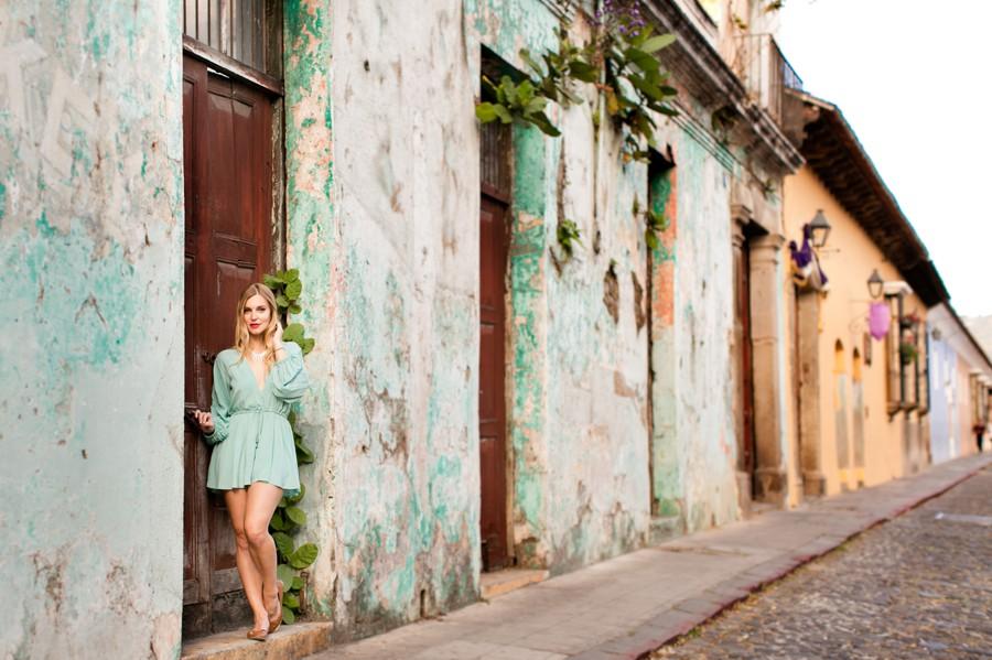 Antigua Guatemala Portraits