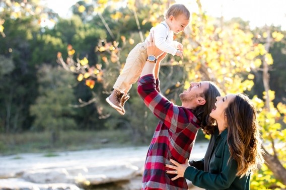 Austin Baby Portraits | Austin Family Portraits