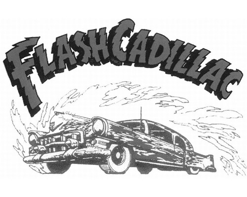 Flash Cadillac