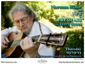 Norman Blake Fresh Air