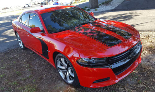 Dodge Charger Graphics