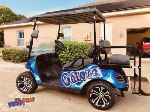 Gators Golf Cart