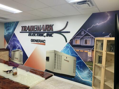 Conference Wall