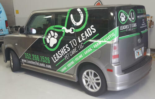 Leashes to Leads