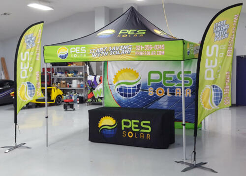 PES Tent Package