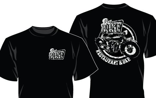 Pike Moto T-Shirt