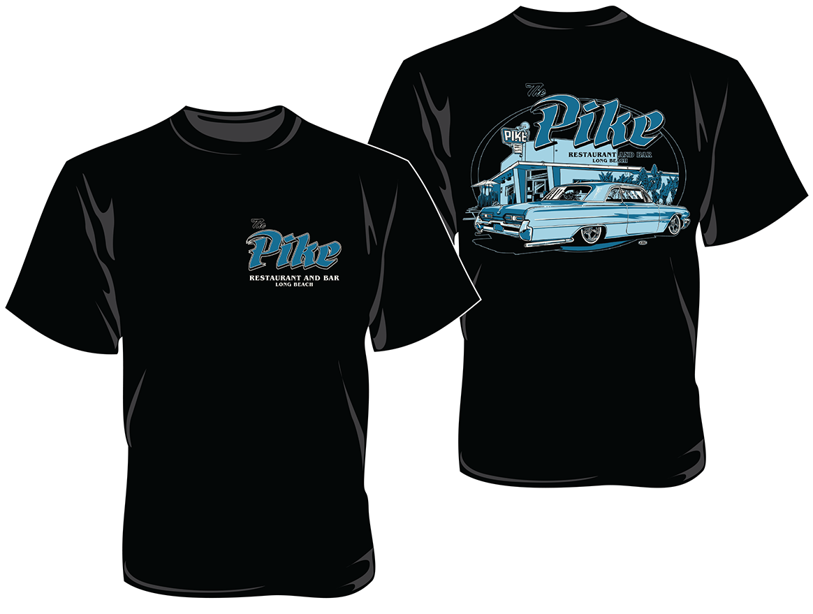 Pike Lowrider T-Shirt