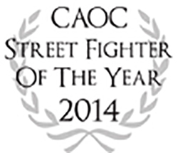 CAOC Street Fighter of The Year 2014