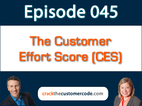The Customer Effort Score