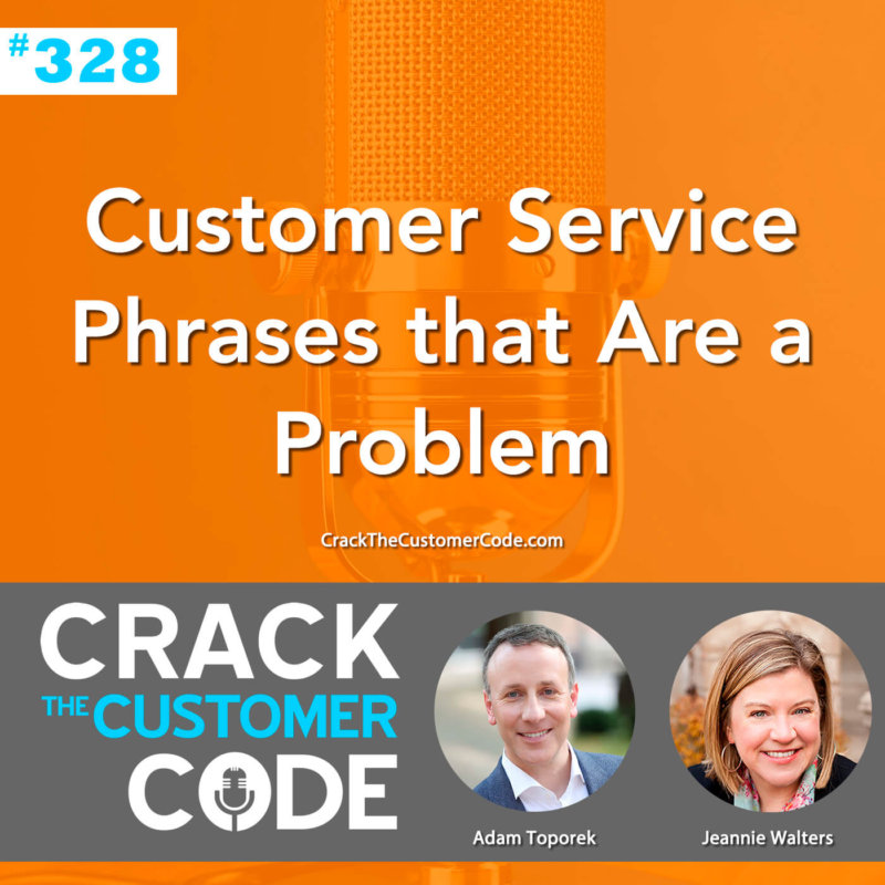 customer service phrases
