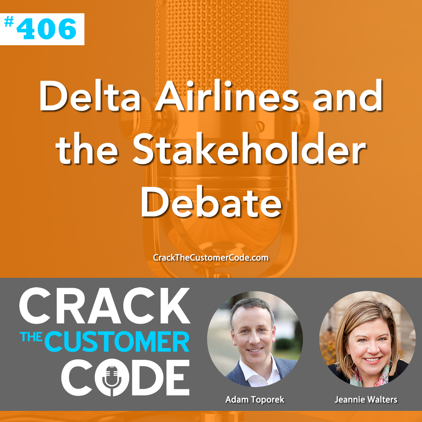 406: Delta Airlines and the Stakeholder Debate