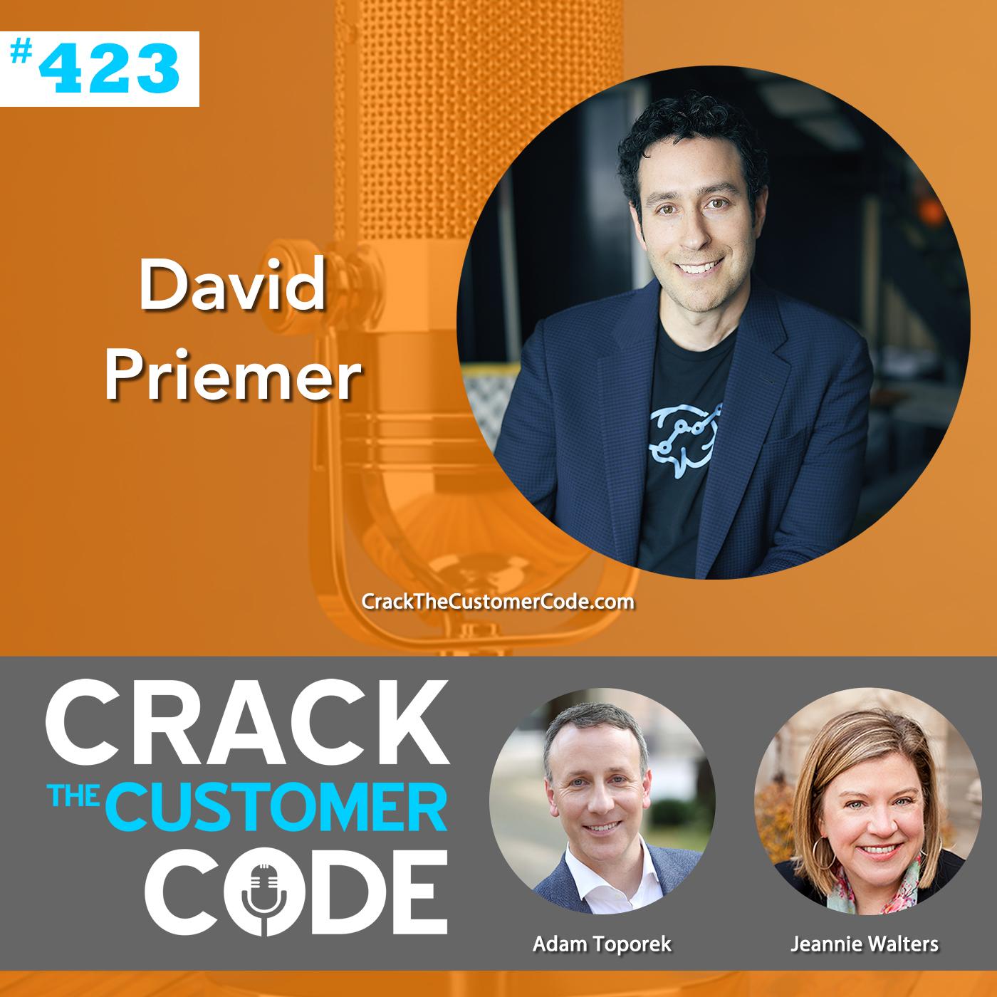 423: David Priemer, The Sales Experience