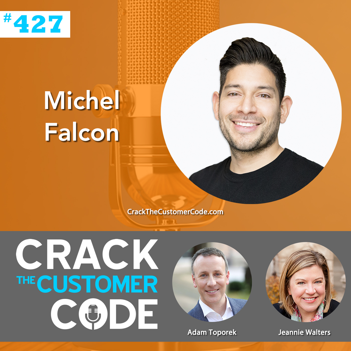 427: Michel Falcon, Post-Pandemic Restaurant Experience