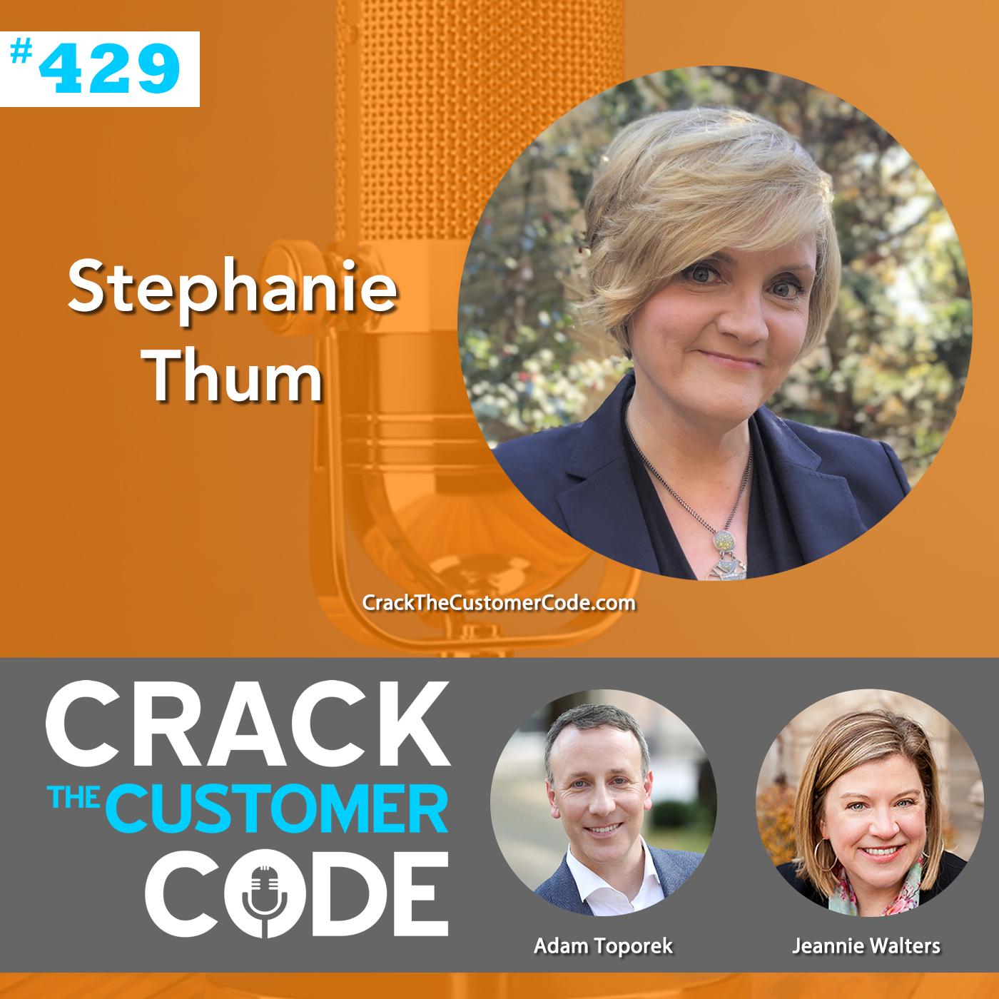 429: Stephanie Thum, Inclusive CX