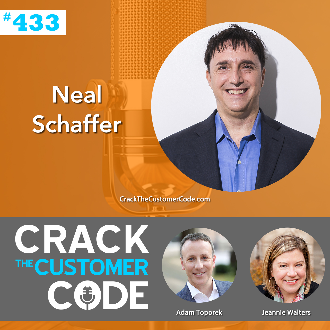 433: Neal Schaffer, The Age of Influence