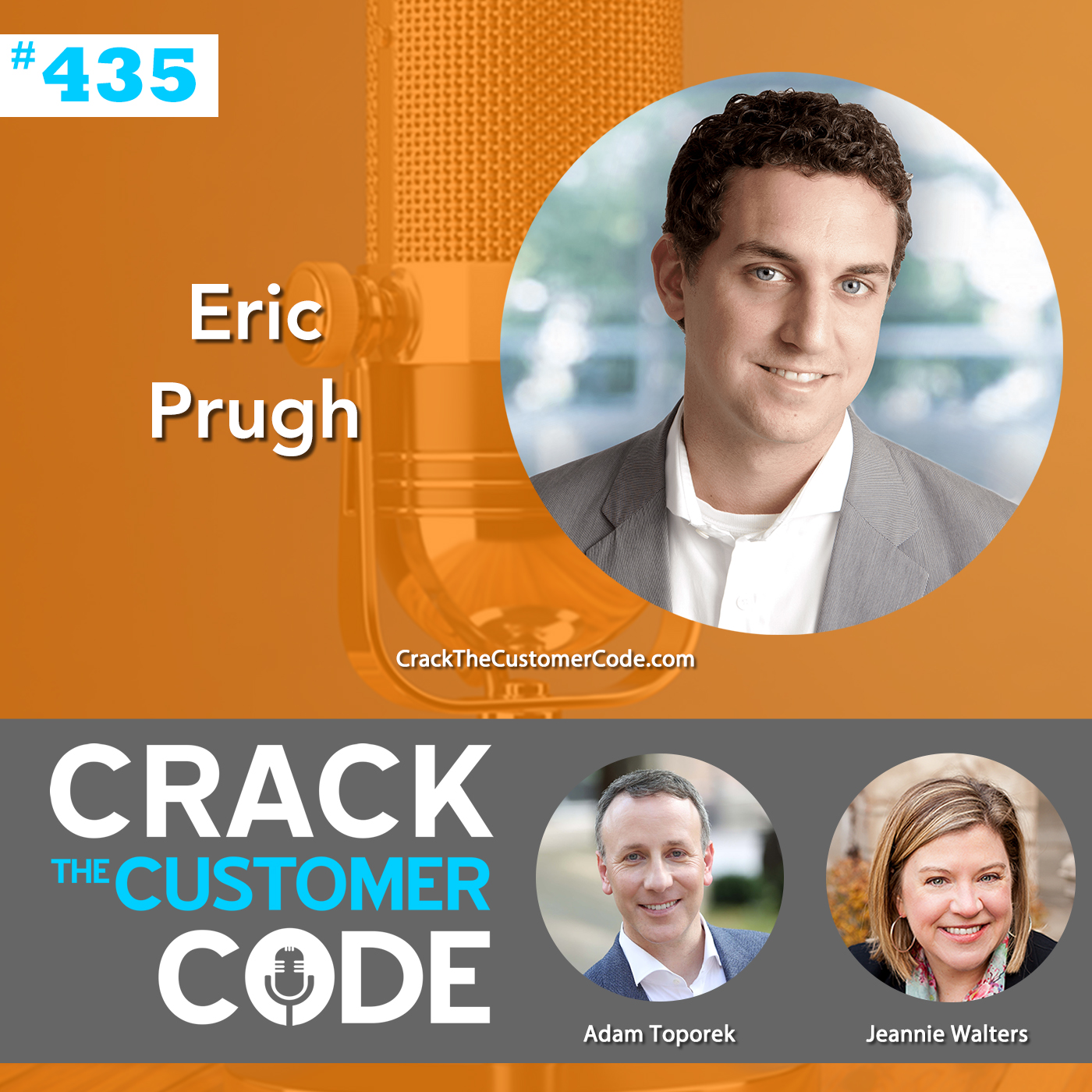 435: Eric Prugh, Self Service Customer Experience