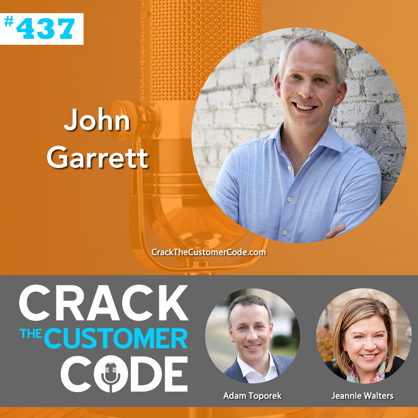 437: John Garrett, What's Your And?