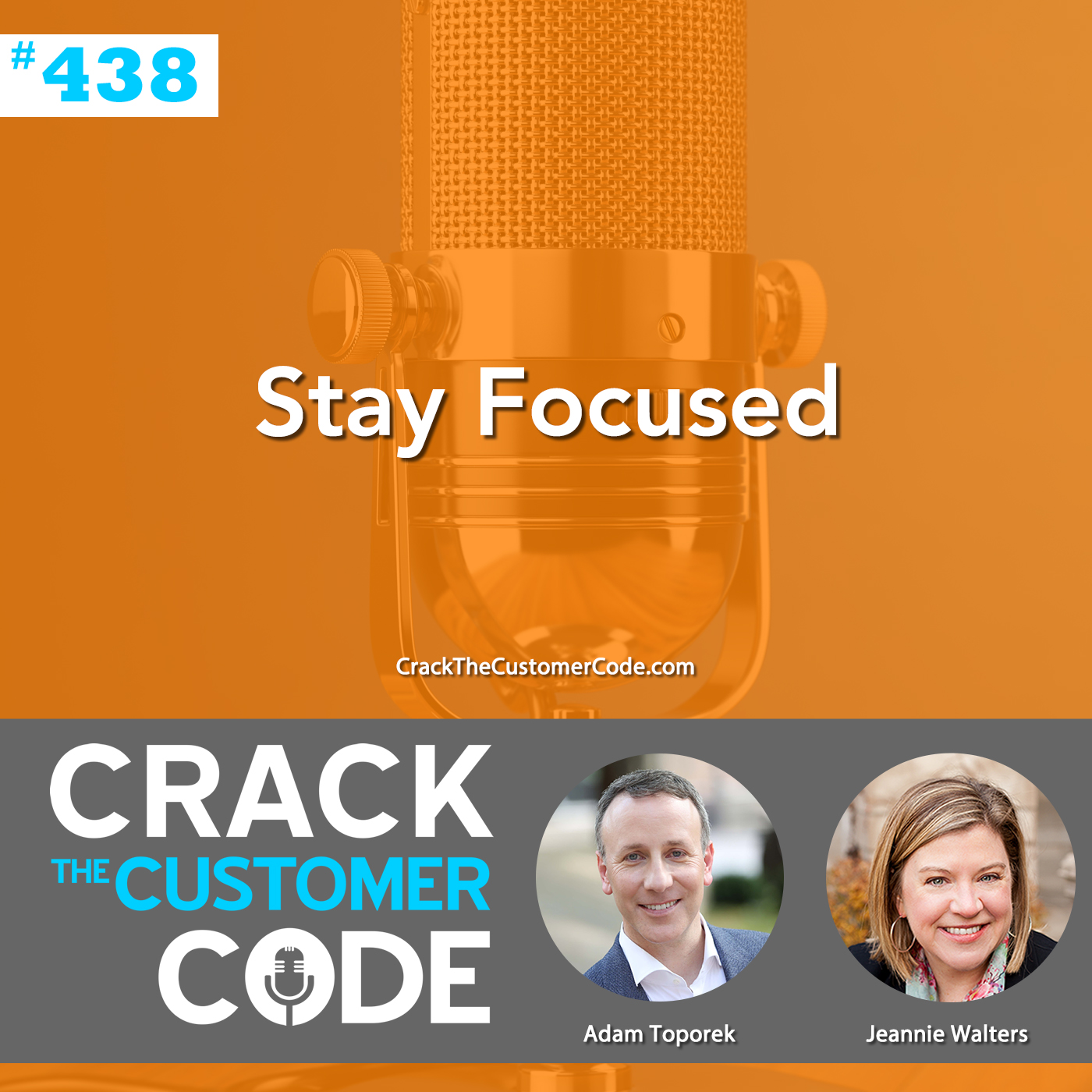 438: Stay Focused