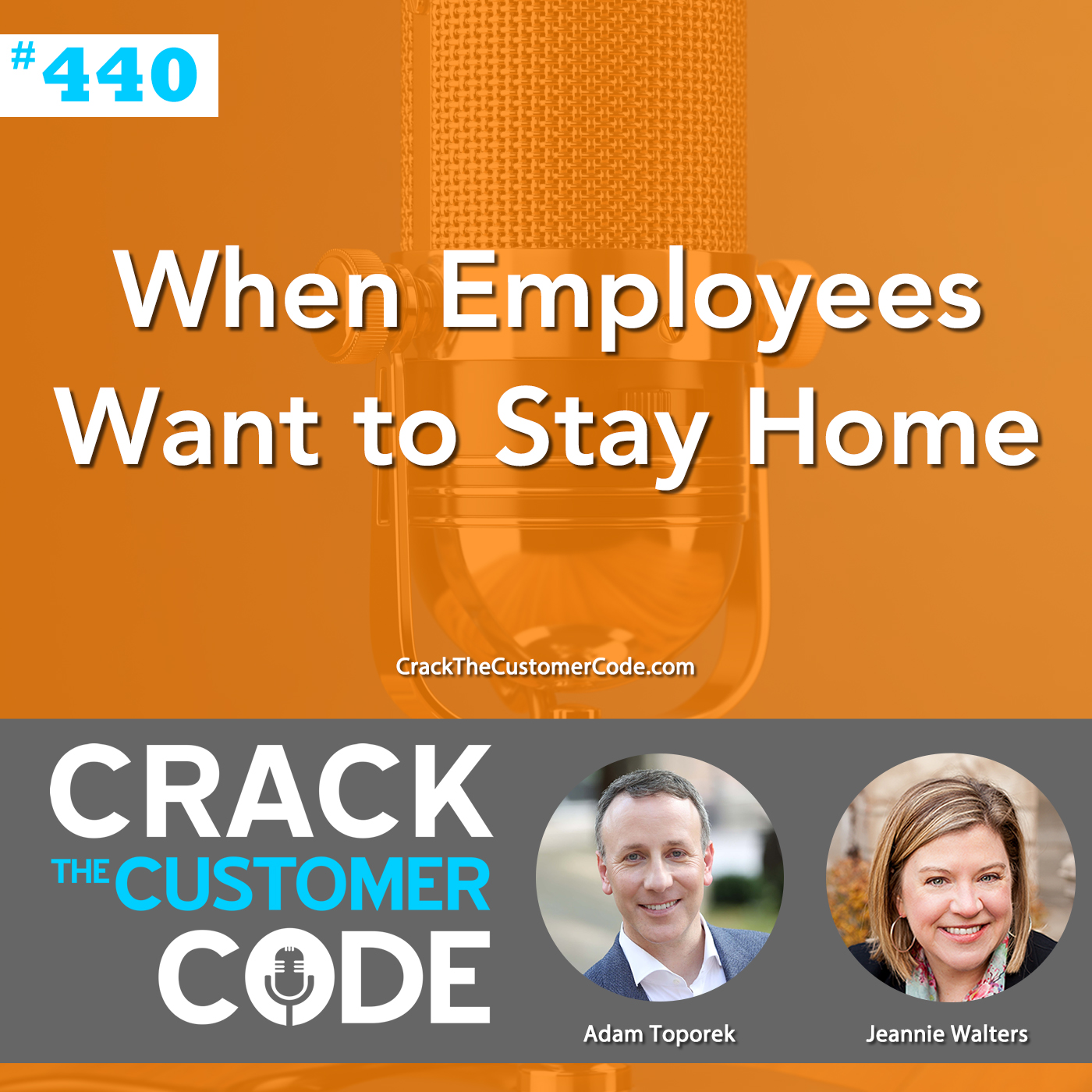 440: When Employees Want to Keep Working at Home