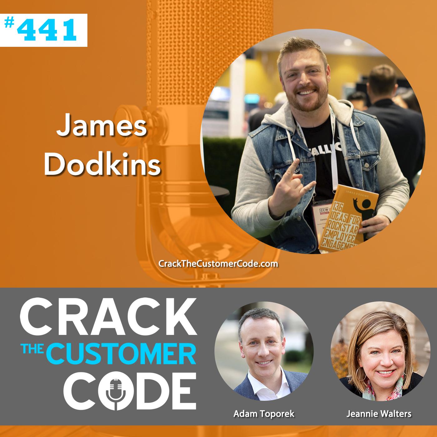441: James Dodkins, Rockstar CX