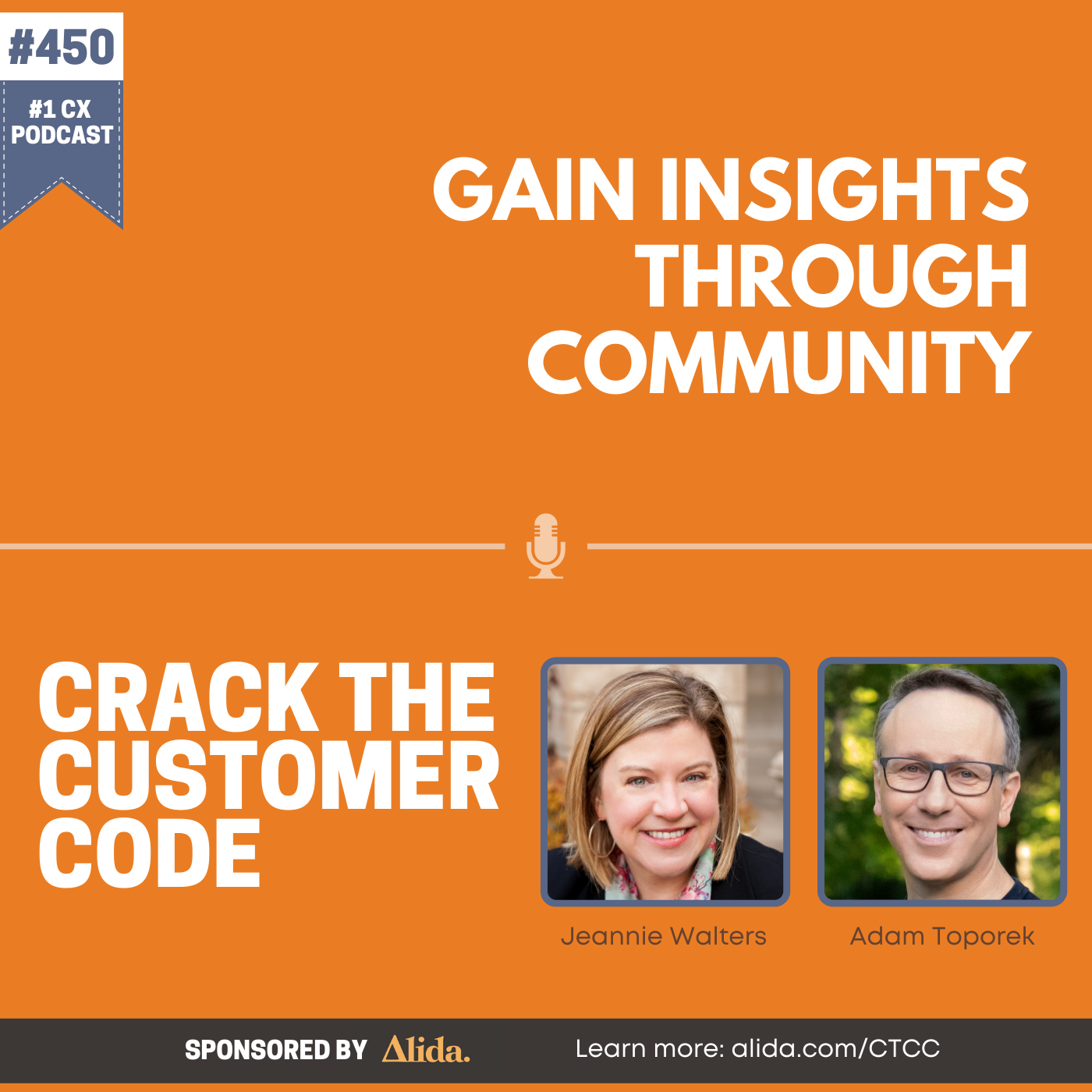 450: Gain Insights Through Community