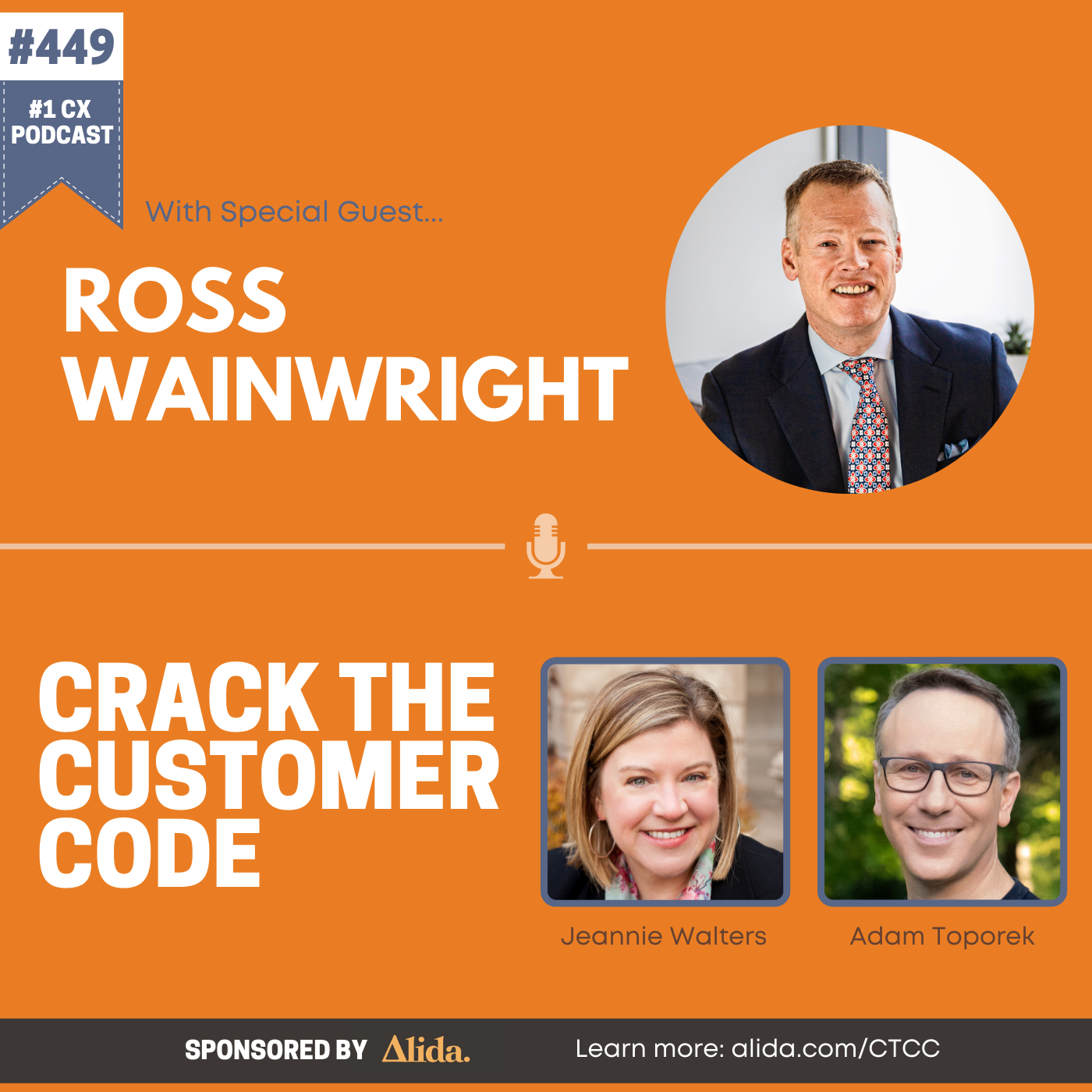 449: Ross Wainwright, Alida: Truth in Action