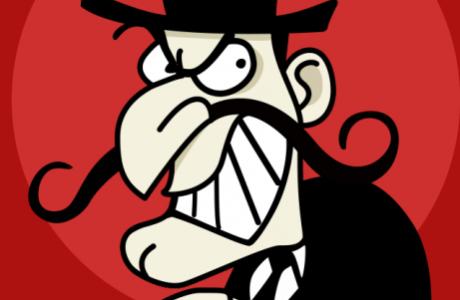 Are you Antisocial? Cartoon Villain