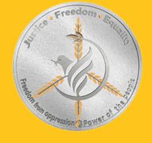 PeaceCoin silver coin image