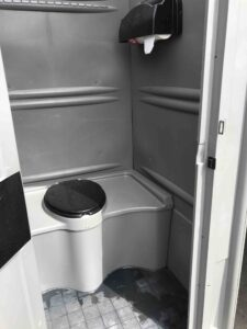 Basic Restroom Affordable Porta Potty