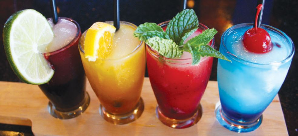 Enjoy a Margarita in Dallas Texas at Emilio's Mexican Kitchen