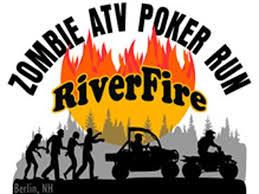 ZOMBIE ATV POKER RUN - RiverFire