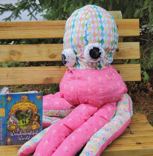 Octopus and Coat Duo (Guest blog by Florence Taylor)