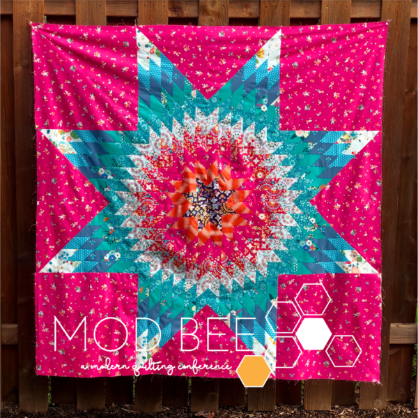 Spring ModBee 2020 – Online Modern Quilting Conference