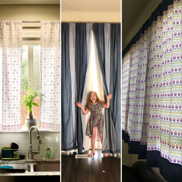 The Tale of Three Curtains
