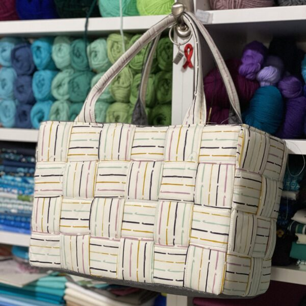 Woven Tote with Video Tutorial