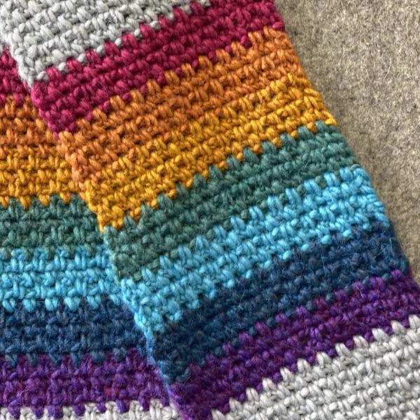 Crochet Linen Stitch plus JoAnn Yarn Haul
