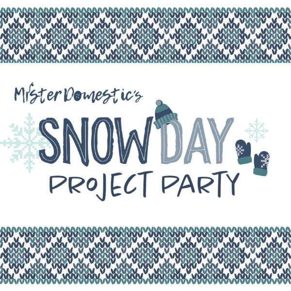Snow Day Project Party