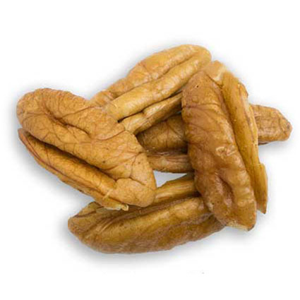 Extra large pecan pieces