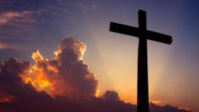 Cross with Sky