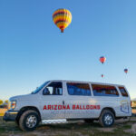 Hot Air Balloon - Arizona Balloons