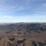 arizona views from a hot air balloon